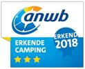 Camping approuvé par l'ANWB